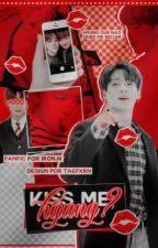 Kiss me, hyung?;; jikook by ironjk