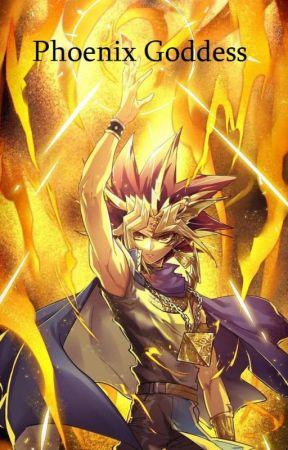 Yu-Gi-Oh! The Phoenix Goddess (Atem x OC) by BoPol2