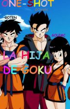 La Hija de Goku by The-Marionette-1