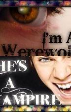 Im a werewolf, hes a vampire by MelissaRTomlinson