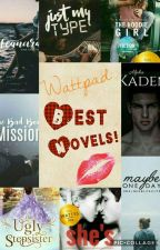 Wattpad: Best Novels by Book_Worm_Melow
