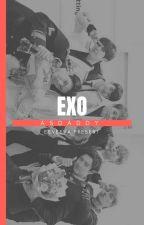EXO as Daddy by ggoingcrazy