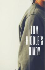 Tom Riddle's Diary by kmbell92