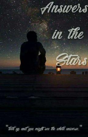 Answers in the Stars // Johnnyboy by ponyboysmiles