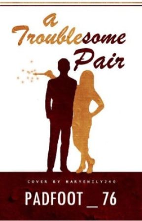 A Troublesome Pair Chapter 1 Bro Wattpad