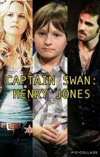Captain Swan: Henry Jones  by MagaJV15