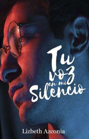 Tu voz en mi silencio by lizquo_