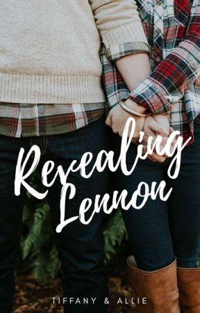 Revealing Lennon  by tifftheawesome