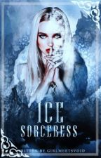 Ice Sorceress ❅ Peter Parker by girlmeetsvoid