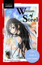 Woman of Steel by CandidSummerLight