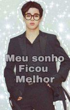 Meu Sonho Ficou Melhor  - jimin - BTS  by ParkJiminnieJM