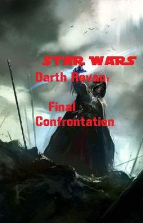 Star Wars: Darth Revan: Final Confrontation by TheAllSeeingEye