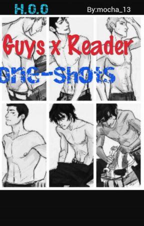 HoO // Guys x Reader one shots by mocha_13
