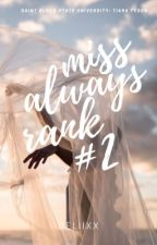 Miss Always Rank #2 by deliixx