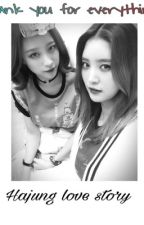 [HAJUNG] Thank you for everythings by d25401