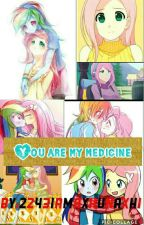 You are my medicine [ Flutterdash] by 2243irmaxhunaxhi