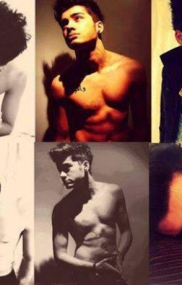 Hot Slave. Zayn.