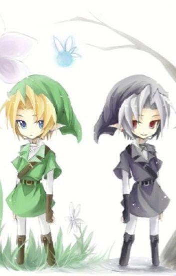 Dark Link x Reader x Link