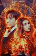 Sky Academy ( School Of Magic) by HalleyPotter0