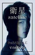 Satellite  namjin   tłumaczenie by Vanatte