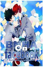 Boku No Hero Academia on FACEBOOK by CoFFeeBeaN28