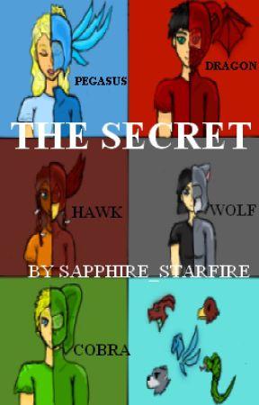 The secret (Percy Jackson AU) by Sapphire_Starfire