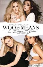 woof means i love you // jerrie by jerriedorable