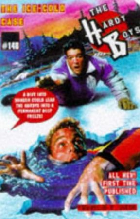 Hardy Boys : The Ice Cold Case by DAwOoD200