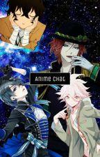 Anime chat 📱[POZASTAVENO] by sandraTaehyungie