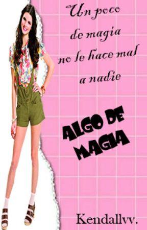 Algo de magia. by MarieudisCaraballo
