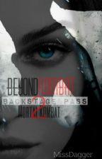 Beyond Kombat: Backstage Pass 2 Mortal Kombat by MissDaggerOfficial