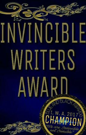 B&B's Invincible Writers Awards (OPEN) by BlueAndBlackAwards