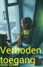 Verboden toegang by guido59