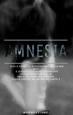 Amnesia by madnessisme_