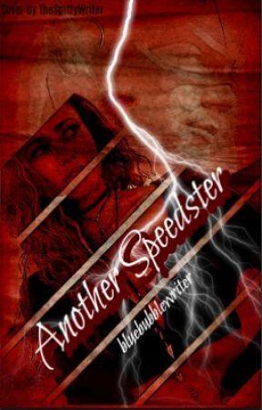 Another Speedster//Barry Allen by bluebubblewriter