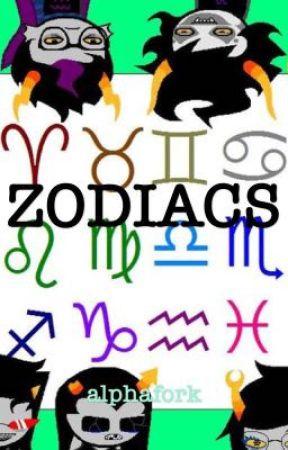ZODIACS by alphafork