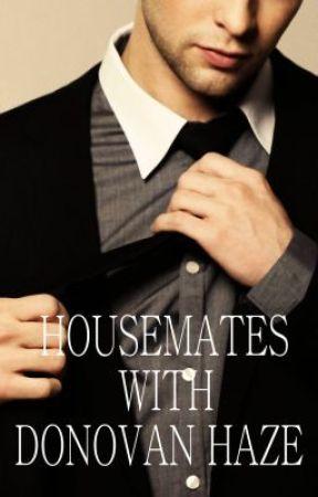 Housemates with Donovan Haze by nekome826