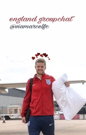 england nt groupchat by ViaMarcelFC