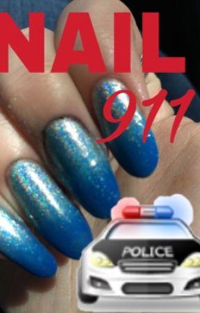 NAIL 911 by starryStarrilynight