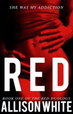 Red (The Spectrum Series: #2) (TO BE PUBLISHED) by AuthorAWhite