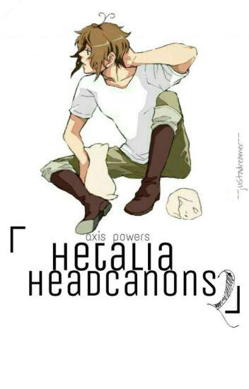 Hetalia Headcanons 2