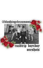 Roadtrip boyxboy oneshots (including HRVY) by blushingxbeaumont