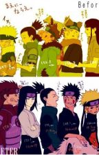 Naruto x reader one shots  by ghuytfds