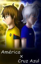 America x Cruz Azul Comic (Yaoi) by OkumuraJaqueline