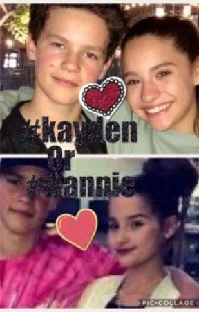 Hannie or Kayden ?? by fanficsbydawn