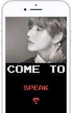 Speak [ k.n ] by aestronaute