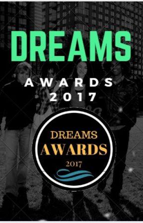 Sueños Premios 2017 - Inscripciones Abiertas - by Dreamsteam123