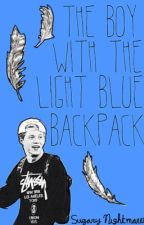 The Boy with the Light Blue Backpack- A Niam Fanfiction by SugaryNightmares
