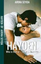 HAYDEN by seyiiiii