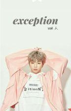 exception + k.daniel → book 2 (on hold) by yuunibasu